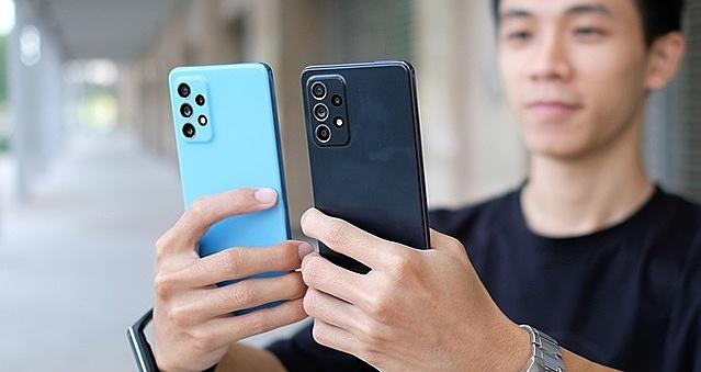 Tình trạng khủng hoảng chip đã khiến nhiều smartphone khan hàng tại Việt Nam.