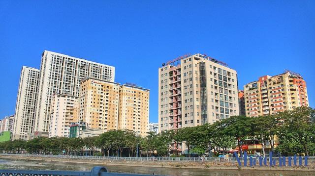Thị trường bất động sản TP HCM dần biến mất những căn hộ chung cư có mức giá khoảng 2 tỷ đồng. Ảnh: Lý Tuấn