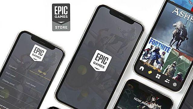 [Caption]Cuộc chiến pháp lý giữa Apple và Epic Games dần đi đến hồi kết, kết quả có thể khiến Apple mất hàng tỷ USD trong tương lai.