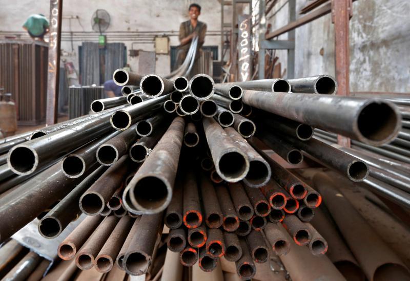 Fitch nâng dự báo giá thép toàn cầu trong ngắn hạn lên 800 USD/tấn