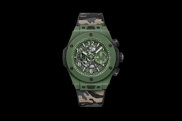 Hublot ra mắt đồng hồ Big Bang Unico SORAI mới giới hạn 100 chiếc