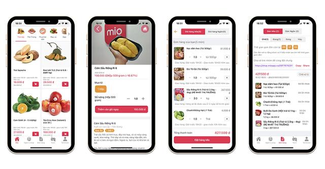 Nền tảng thương mại điện tử Mio nhận vốn 1 triệu USD