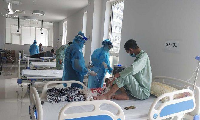 Một bác sĩ Bệnh viện Bắc Thăng Long nghi nhiễm Covid-19