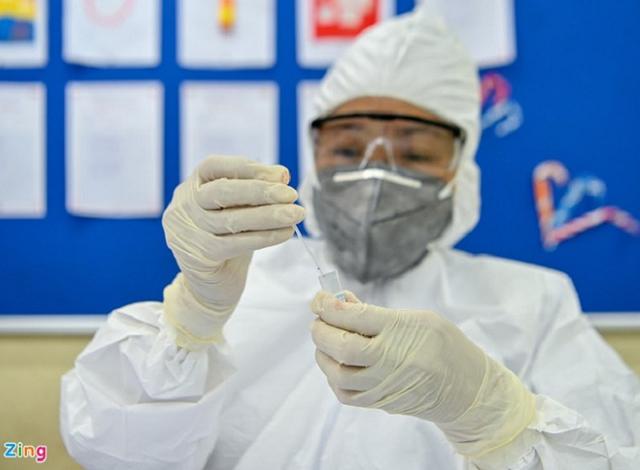 Việt Nam có thêm 33 ca nhiễm Covid-19 vào trưa nay.