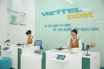 Viettel Post chia cổ tức tiền và cổ phiếu, tổng tỷ lệ gần 40%