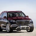 """<p class=""""Normal""""> <strong>Mercedes-Maybach GLS600</strong></p> <p class=""""Normal""""> Lần đầu tiên phiên bản siêu sang của dòng SUV đầu bảng GLS được Mercedes giới thiệu tại Việt Nam, giá 12,5-14,5 tỷ đồng. Xe nhập Mỹ và dự kiến giao đến khách hàng vào quý III/2021.</p> <p class=""""Normal""""> Mercedes-Maybach GLS600 phát triển dựa trên GLS tiêu chuẩn. Ngoại thất, khoang lái của cả hai khá giống nhau, khác biệt chủ yếu ở độ cao cấp của chất liệu sử dụng, công nghệ đi kèm. Mẫu xe gắn logo Maybach có hàng ghế thứ hai thương gia, cung cấp bàn làm việc với cơ cấu gập thông minh, tủ lạnh mini, màn hình giải trí riêng.</p> <p class=""""Normal""""> GLS600 Maybach lắp động cơ tăng áp kép 4 lít V8, công suất 558 mã lực, mô-men xoắn cực đại 730 Nm. Hộp số tự động 9 cấp, dẫn động 4 bánh 4Matic. (<span>Ảnh: <em>Mercedes</em>)</span></p>"""