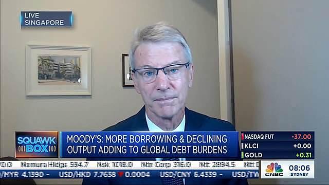 Steve Cochrane, kinh tế trưởng về châu Á - Thái Bình Dương tại Moody's Analytics