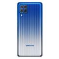 """<p class=""""Normal""""> <strong>Samsung Galaxy M62 (9,99 triệu đồng)</strong></p> <p class=""""Normal""""> Galaxy M62 là model có màn hình 6,7 inch, lớn nhất trong tầm giá dưới 10 triệu đồng. Samsung trang bị cho máy tấm nền SuperAMOLED+ độ phân giải FullHD.</p> <p class=""""Normal""""> Camera trước độ phân giải 32 megapixel. Máy có 4 camera sau, trong đó, camera chính 64 """"chấm"""", camera góc siêu rộng 12 megapixel, camera 5 megapixel đo độ sâu trường ảnh và camera chụp macro 5 megapixel.</p> <p class=""""Normal""""> Máy được trang bị chip xử lý Exynos 9825, RAM 8 GB và bộ nhớ trong 256 GB.</p> <p class=""""Normal""""> Galaxy M62 là smartphone có pin dung lượng cao nhất hiện nay - 7.000 mAh, cùng sạc nhanh 25W. Với mức pin này, người dùng có thể sử dụng smartphone trong gần 3 ngày mới phải sạc lại.</p>"""
