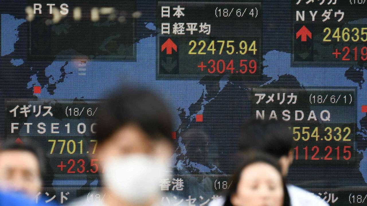 Chứng khoán châu Á tăng điểm, thị trường Trung Quốc dẫn đầu khu vực