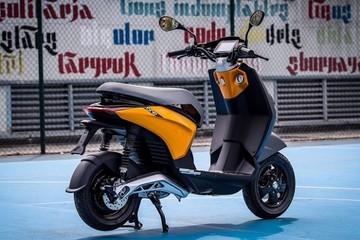 Xe máy điện Piaggio One sắp ra mắt