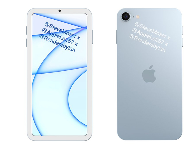 iPod Touch 2021 lộ diện