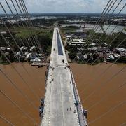 Quy hoạch hạ tầng ĐBSCL: 'Container hóa' đường thủy nội địa, hình thành trục đường bộ mới