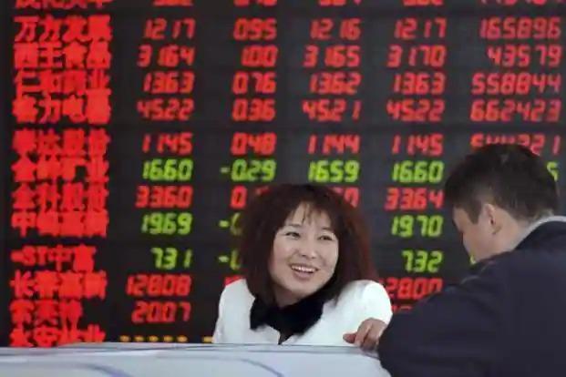 Khối ngoại trở lại, chứng khoán Trung Quốc tăng mạnh nhất 10 tháng