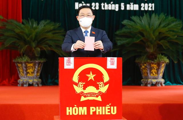Công bố kết quả bầu cử Quốc hội đầu tháng 6