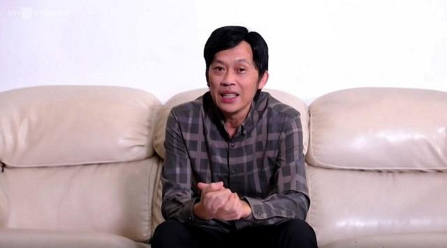 Nghệ sĩ Hoài Linh giải thích về số tiền 13 tỷ đồng. Ảnh: Zing.