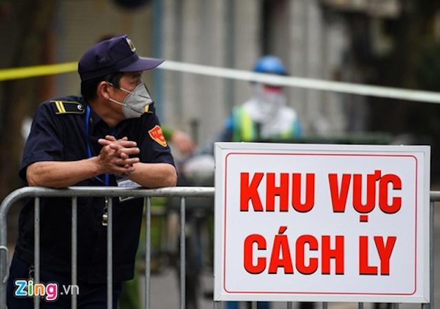 Việt Nam có thêm 57 ca nhiễm Covid-19.