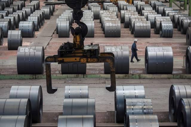 Trung Quốc ngăn chặn đầu cơ để ổn định giá thép