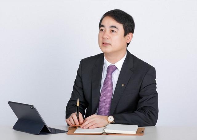 Chủ tịch HĐQT Vietcombank, ông Nghiêm Xuân Thành. Ảnh: VCB.