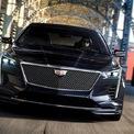 """<p class=""""Normal""""> <strong>Cadillac CT6</strong></p> <p class=""""Normal""""> Cadillac CT6-V hiệu suất cao xuất hiện vào năm 2018 với động cơ Blackwing V8 mới. Động cơ tăng áp kép 4,2L là động cơ V8 cam kép đầu tiên của hãng kể từ thời còn trọng dụng Northstar. Hai turbo cuộn đôi được gắn bên trong giúp động cơ hoạt động nhạy bén và hiệu quả trong khi nó tạo ra công suất 550 mã lực và mô-men xoắn 640 lb-ft.</p>"""