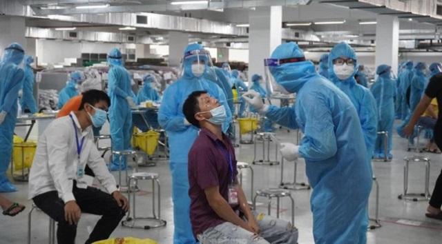 Bắc Giang thí điểm cho khu công nghiệp hoạt động trở lại trong 3 ngày tới.