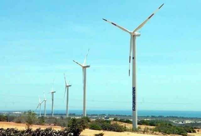3 doanh nghiệp điện gió được hỗ trợ khoản vay 116 triệu USD từ ADB. Ảnh TTXVN.