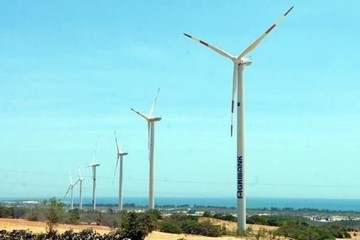 ADB cho các công ty con của PCC1 vay 116 triệu USD phát triển điện gió