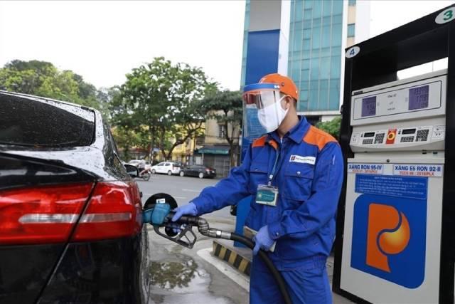 Giữ nguyên giá giá bán lẻ xăng, dầu