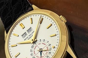 Những mẫu đồng hồ đáng chú ý trong phiên đấu giá kỷ lục của Christie's