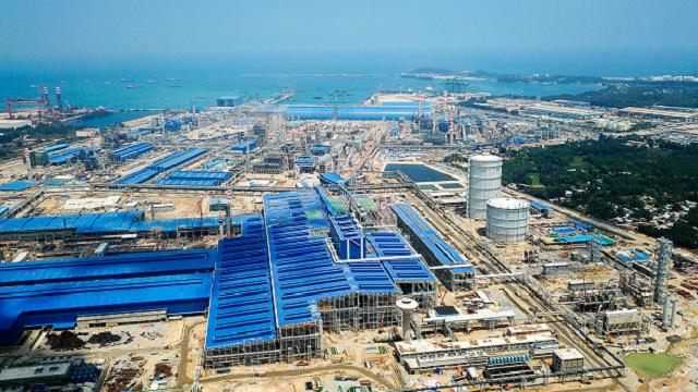 Đề xuất xây nhà máy nhiệt điện cho 'siêu dự án' gang thép 85.000 tỷ