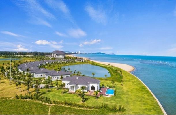 Một khu nghỉ dưỡng của Vingroup. Ảnh: Vietnamfinance