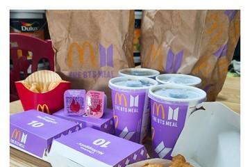 McDonald's Việt Nam bán 10.000 suất 'BTS meal' trong một ngày nhưng in nhầm nhóm nhạc khác lên poster