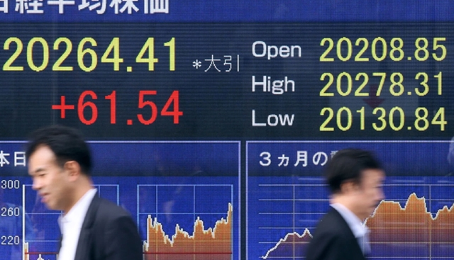 Chứng khoán châu Á tăng, thị trường Nhật Bản dẫn đầu