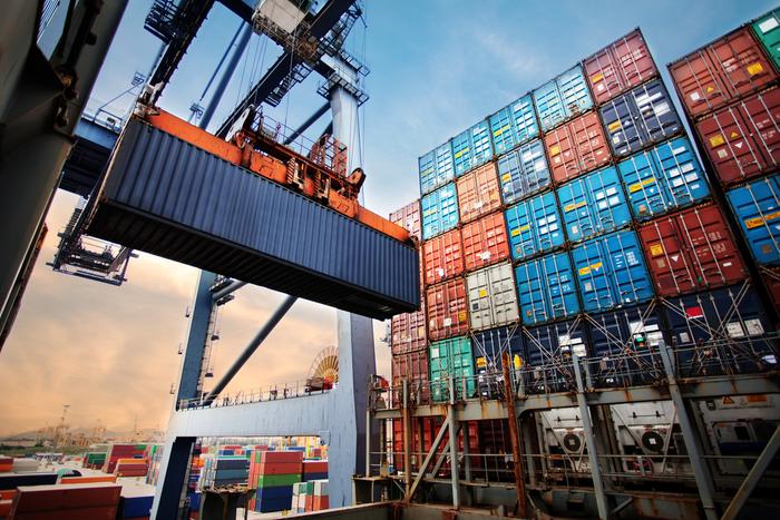 Cước vận tải biển Á - Âu lần đầu vượt 10.000 USD, cao kỷ lục