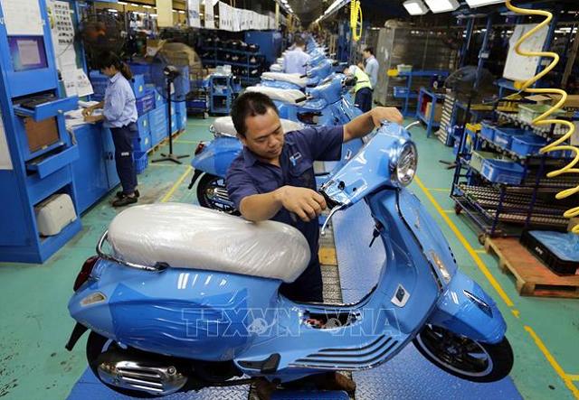 Nhà máy sản xuất của doanh nghiệp EuroCham