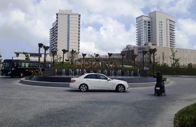 Quảng Nam xin chuyển khu nghỉ dưỡng 4 tỷ USD thành khu đô thị