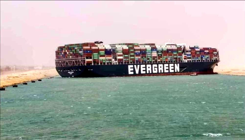 Tòa án Ai Cập ra phán quyết tiếp tục giữ tàu Ever Given