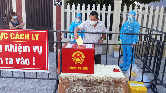 Đà Nẵng công bố 52 đại biểu trúng cử HĐND Thành phố khóa X