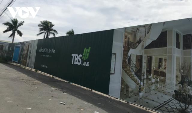 Thêm một doanh nghiệp ở Bình Dương bị xử phạt vì xây dựng không phép