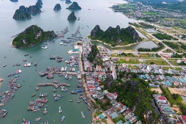 Duyệt nhiệm vụ quy hoạch 1/2.000 khu dịch vụ hỗ trợ sân bay 199 ha ở KKT Vân Đồn, Quảng Ninh