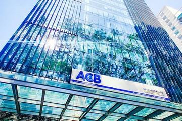 ACB chốt quyền chia cổ tức tỷ lệ 25%