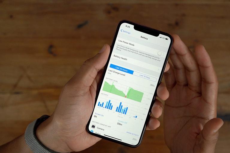 iPhone tụt pin nhanh hơn sau khi cập nhật lên iOS 14.6