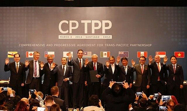 Các thành viên CPTPP nhất trí khởi động đàm phán về đơn xin gia nhập của Anh
