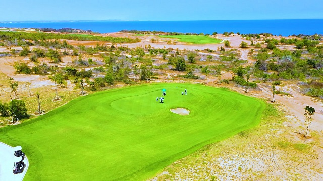 Biệt thự golf – Xu hướng nghỉ dưỡng 'lên ngôi' trong giới nhà giàu