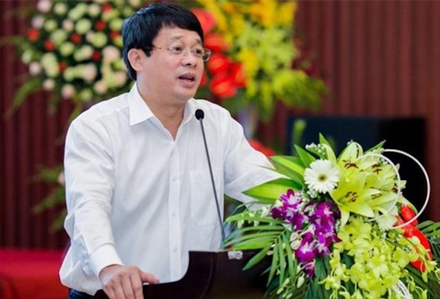 Tân Thứ trưởng Xây dựng Bùi Hồng Minh. Ảnh: