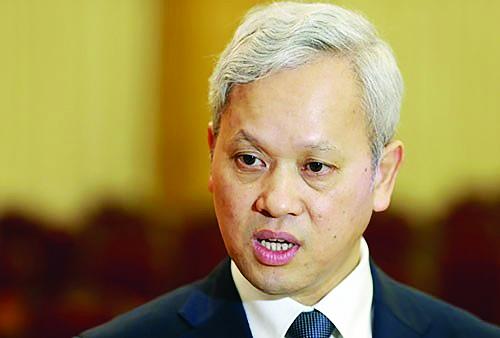 Nguyên Tổng cục trưởng Tổng cục Thống kê Nguyễn Bích Lâm.