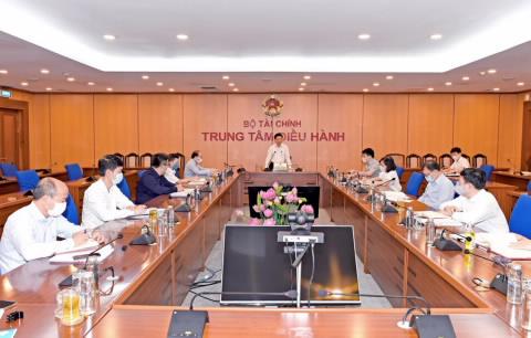 Bộ trưởng Tài chính: Cần dùng biện pháp mạnh chống nghẽn lệnh