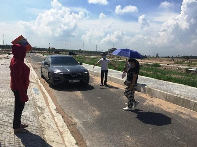 Đường hẹp trong khu tái định cư sân bay Long Thành: Mở rộng từ 4 m lên 6 m
