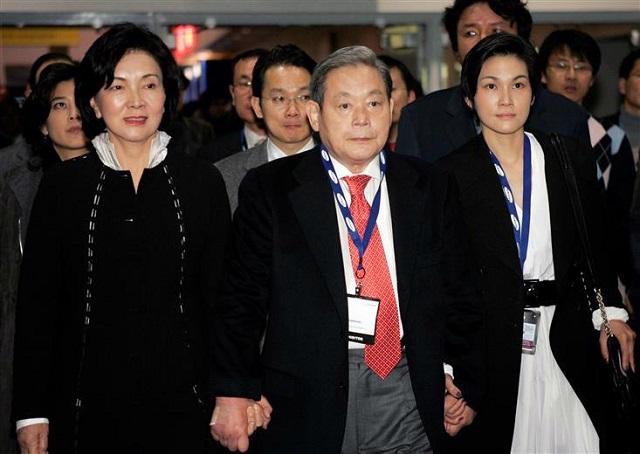 Điều ít biết về những người thừa kế của gia tộc Samsung