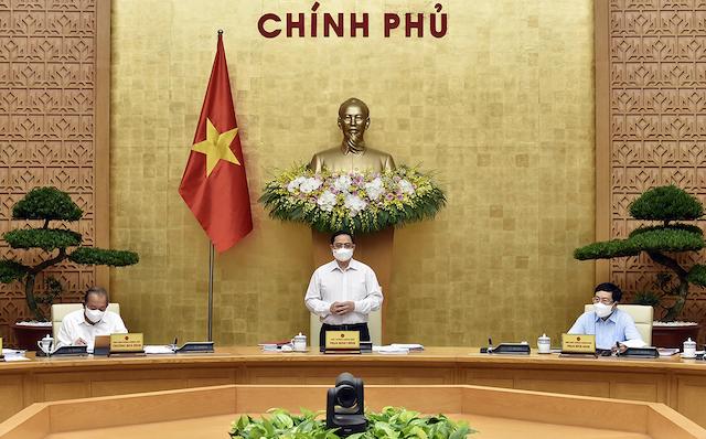 Thủ tướng Phạm Minh Chính chủ trì phiên họp Chính phủ thường kỳ tháng 5 quyết nghị nhiều nội dung quan trọng