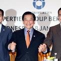"""<p class=""""Normal""""> <strong>6. Lee Yeow Chor &amp; Yeow Seng</strong></p> <p class=""""Normal""""> Tài sản: 4,9 tỷ USD</p> <p class=""""Normal""""> Lĩnh vực kinh doanh: Dầu cọ, bất động sản</p> <p class=""""Normal""""> Lee Yeow Chor và Lee Yeow Seng là con trai của cố tỷ phú Lee Shin Cheng – người qua đời vào tháng 6/2019. Ông Lee Shin Cheng là người sáng lập của IOI Group, doanh nghiệp cung cấp các sản phẩm dầu cọ cho hơn 60 quốc gia. (Ảnh: <em>The Star</em>)</p>"""